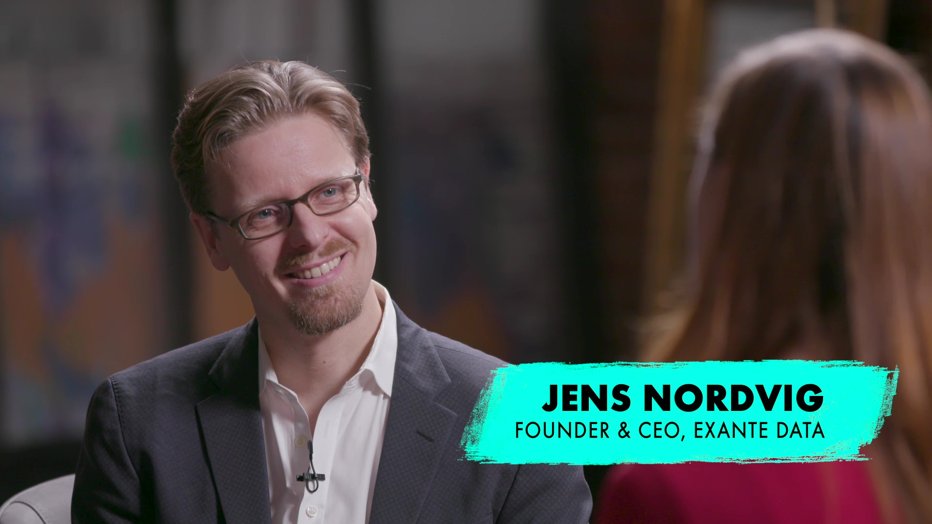 Video: Jens Nordvig discusses Exante Data